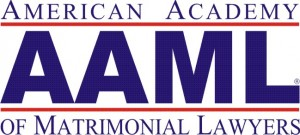 AAML logo with circle R